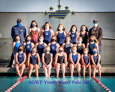 AGWP Youth Girls Water Polo