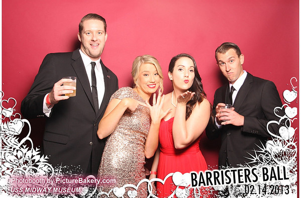 TJSL Barristers Ball Photobooth