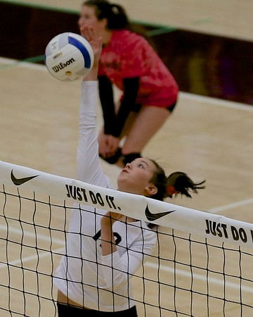 Outlaw Volleyball @ State vs Tillamook 11-06-15