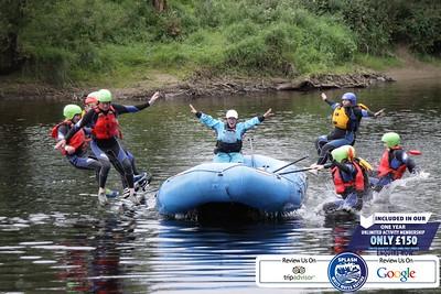 Rafting River Tay 04 09 21 1 30