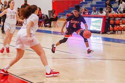 Girls Varsity Basketball v TC Williams 2/18/20