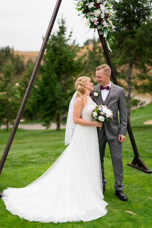 Jill & Tyrel Wedding