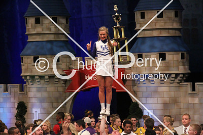 UK Nationals Cheer