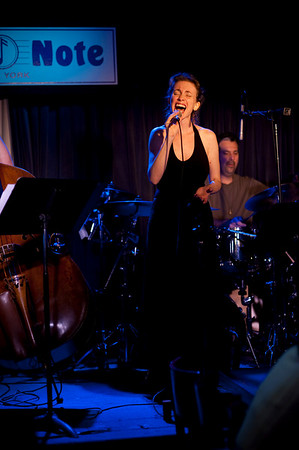 The Sabrina Lastman Quartet