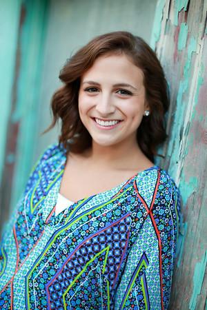 Maddy Valencia- Senior 2015