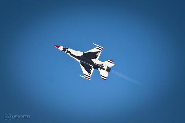 USAF Thunderbirds Ft Worth TX 2014