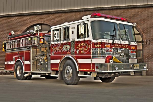 Hurffville Fire Sta. 10-3