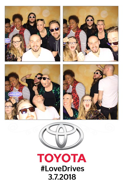 Toyota #LoveDrives @Sidetrack