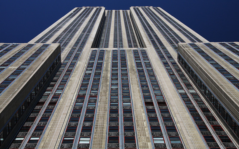 Soaring Heights: The Empire State Building