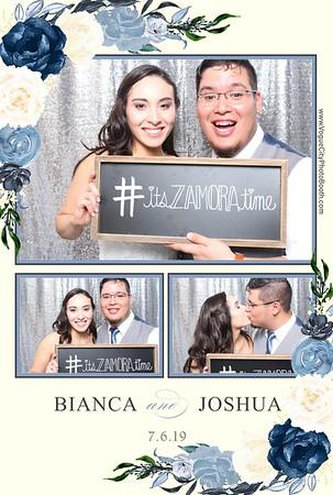 Bianca and Joshua's Wedding 7-6-19