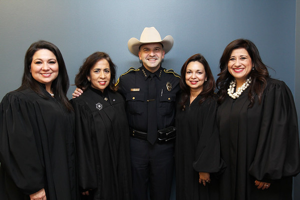 2016 cam 1 Swearing in New Years Day Sheriff Javier Salazar