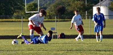 Piketon Jr High Soccer - September 12, 2016