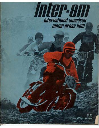 1969 Inter-Am Series Program