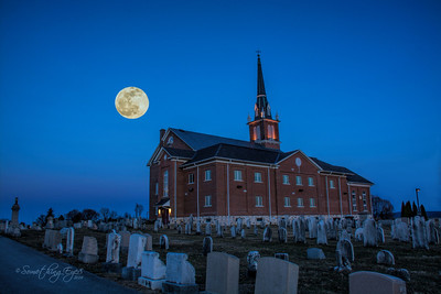 Easter Moon