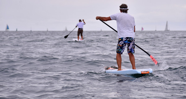 2014 Aug 09 - Gavres SUP