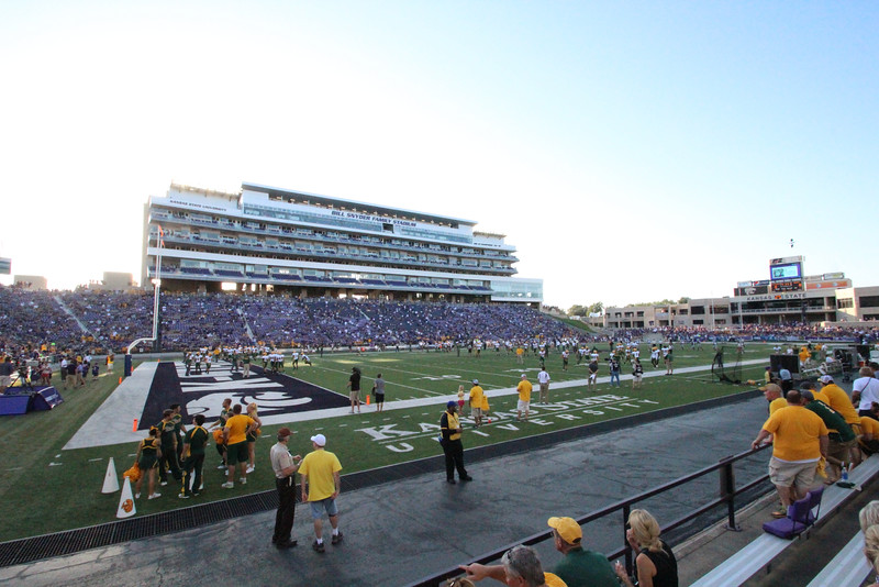 2013 Bison Football - Kansas State 017.JPG