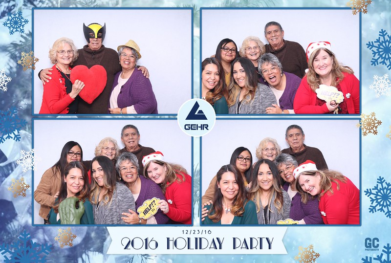 Gehr Holiday Party