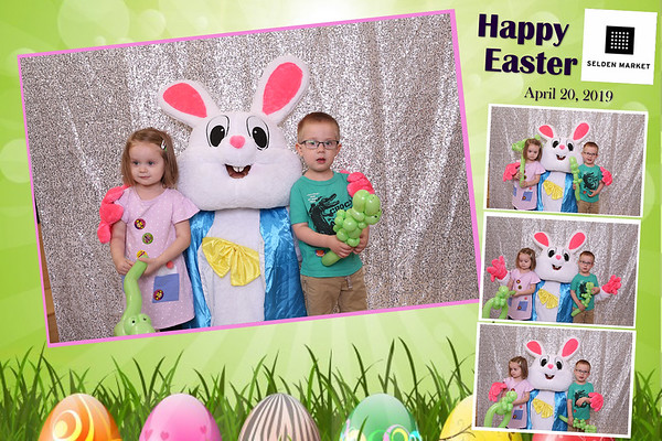 Selden Market Easter Photobooth