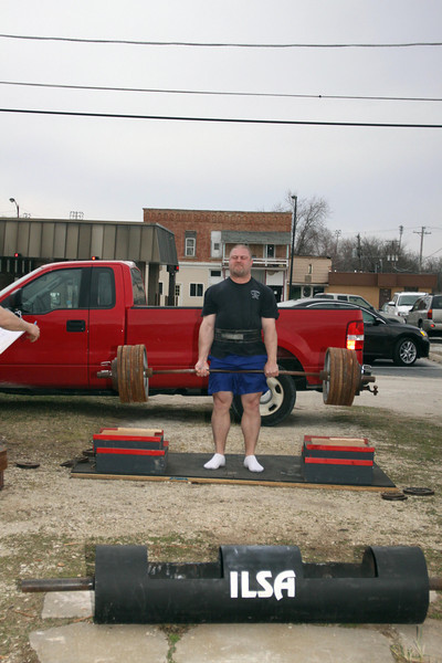 ILLINOIS STRONGMAN - ST. ANNE, IL 4-6-2013