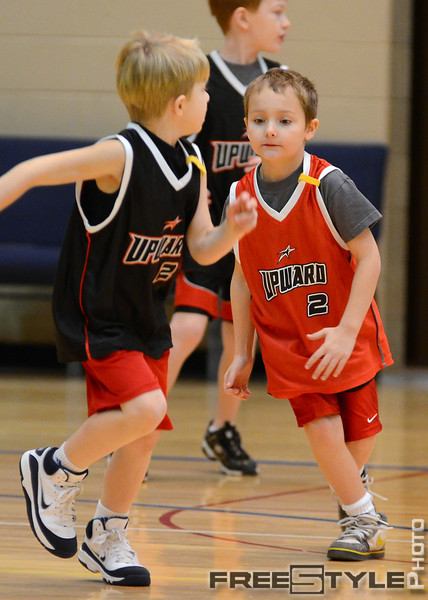 Basketball boys 2nd grade 2012