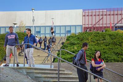 CSUEB campus images