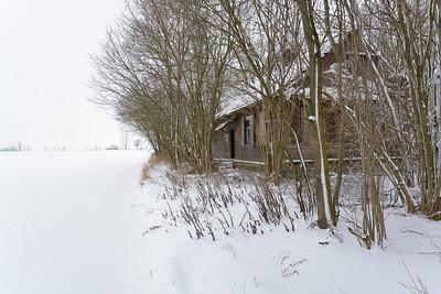 Cottage in Hajnowka
