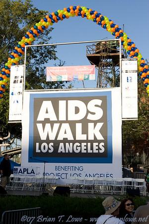 AIDS Walk Los Angeles 2007