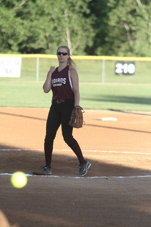June 13 Oskaloosa Softball