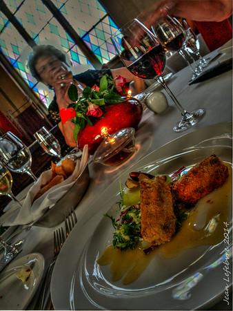 Verses Restaurant June 2014