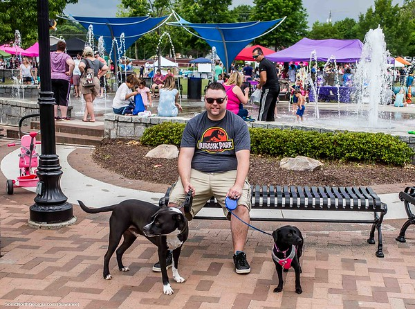 Woof Stock Festival Suwanee GA May 2019