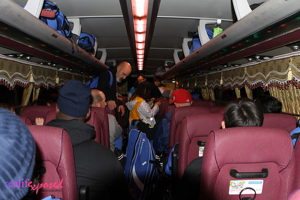 Team USA - Touring Seoul