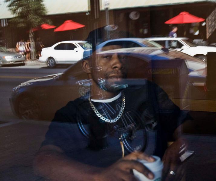 Reflections at Starbucks