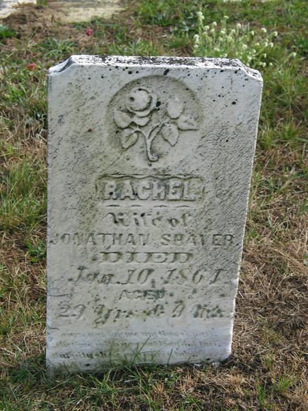 Rachel Shaver