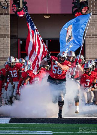 2021-08-27 Union Varsity Football vs. Mansfield Lake Ridge (TX)