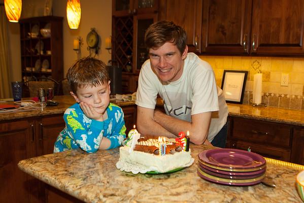 Josh's 21st Birthday - January 2015