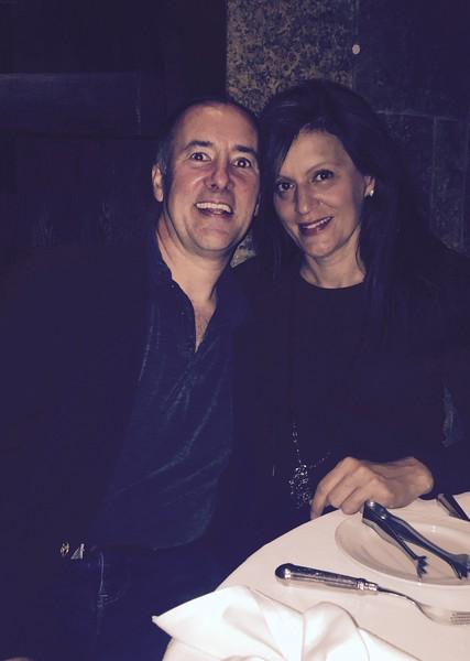 EMW's 49th (pre-50) birthday dinner 2015