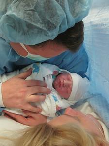 Benji's Birth