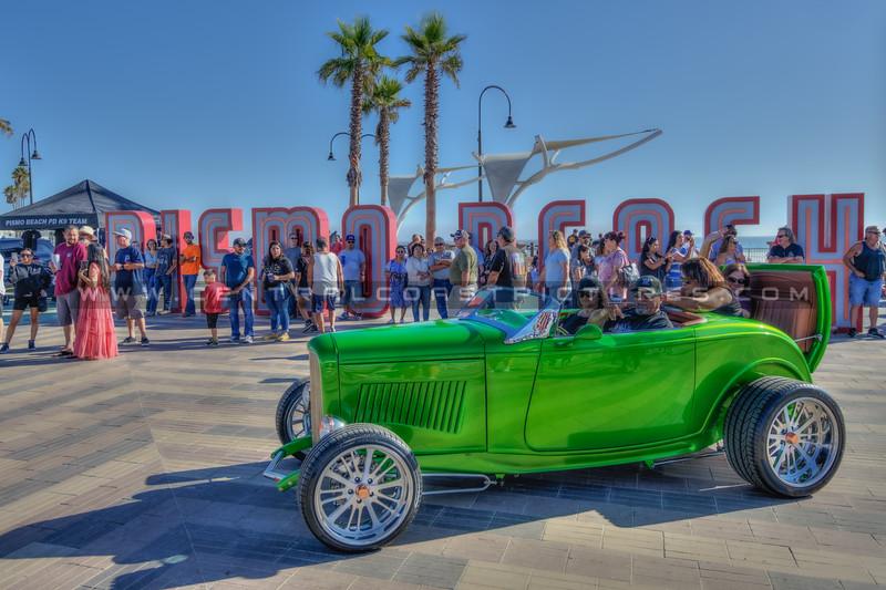 Pismo Car Show