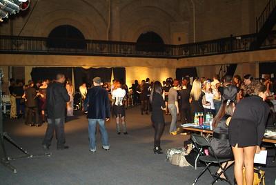 Boston fashion Week Show