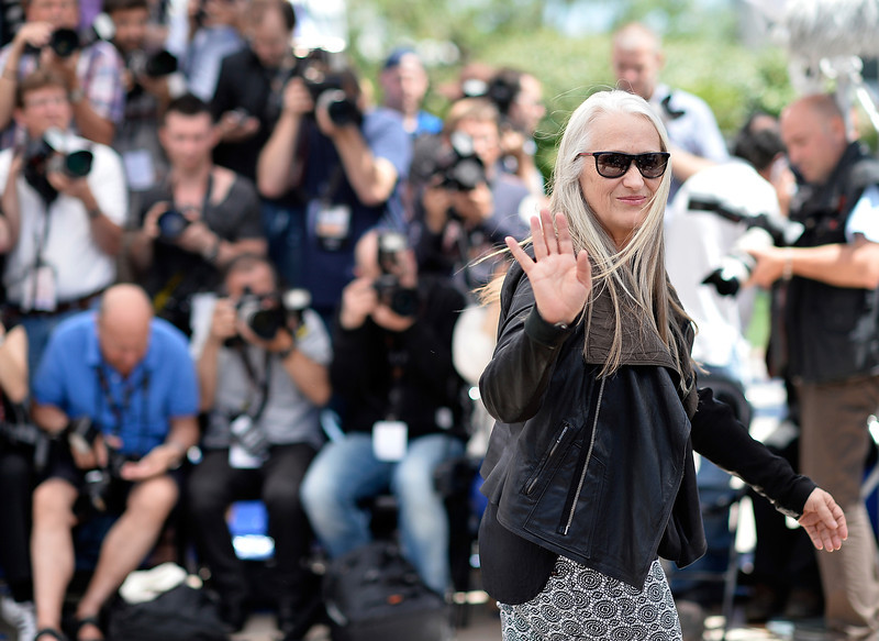 . Jury President Jane Campion attends the Jury photocall during the 67th Annual Cannes Film Festival on May 14, 2014 in Cannes, France.  (Photo by Pascal Le Segretain/Getty Images)