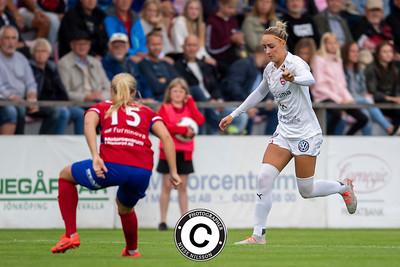 2019-07-31 Vittsjö - FC Rosengård