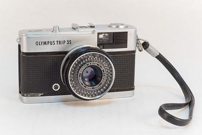 Olympus Trip 35, 1967