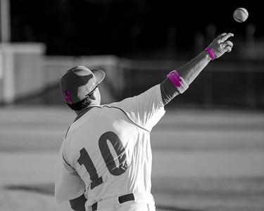 Baseball In B&W
