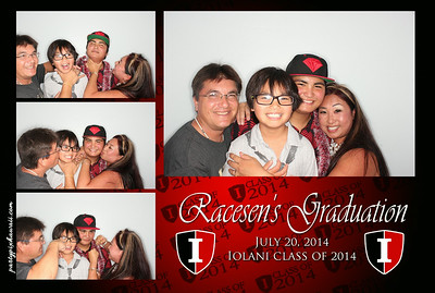 Racesen's Graduation (Luxury Photo Pod)