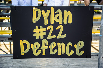 170502 GHS VARSITY MEN'S LACROSSE /SENIOR NIGHT(Bishop O'Dowd High School)