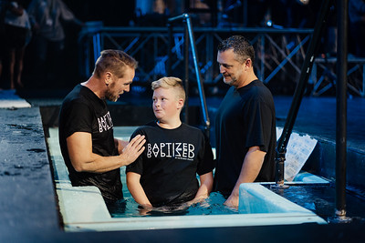 2019-11-17 11 a.m. Baptism