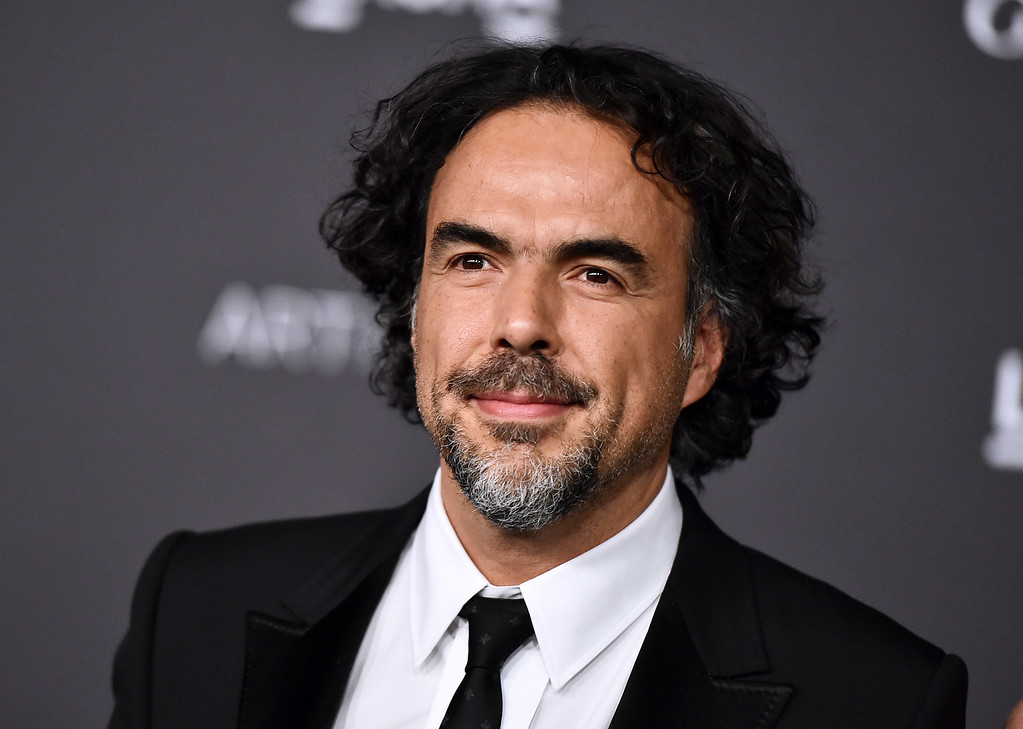 """. In this Nov. 7, 2015 file photo, Alejandro Gonzalez Inarritu attends LACMA 2015 Art+Film Gala at LACMA in Los Angeles. Inarritu was nominated for an Oscar for best director on Thursday, Jan. 14, 2016, for the film, \""""The Revenant.\"""" The 88th annual Academy Awards will take place on Sunday, Feb. 28, at the Dolby Theatre in Los Angeles. (Photo by Jordan Strauss/Invision/AP, File)"""
