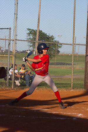 2001/05/21 - Kendall and Baseball!