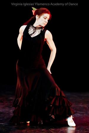 Virginia Iglesias' Flamenco Academy - Fuente del Soñar Performance Highlights