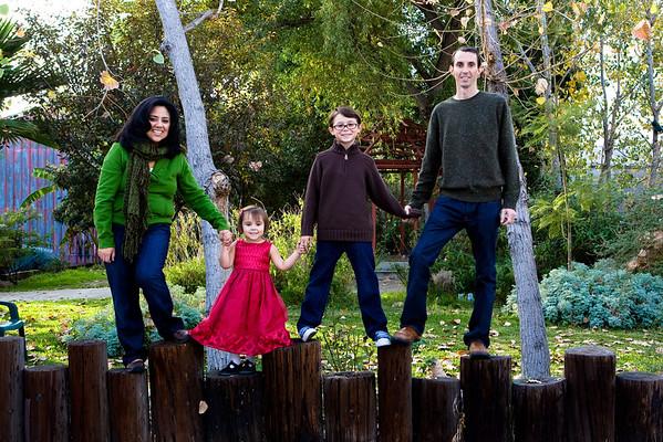 Allin Family